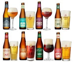 Voici le nouveau visage de 8 bières de la Brasserie de Silly: mélange de modernité, tradition et qualité