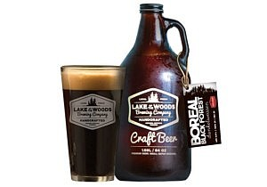 A FewThoughts on Boreal Forest Dark Beer