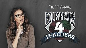 Four Peaks For Teachers 2017 Wrap Up