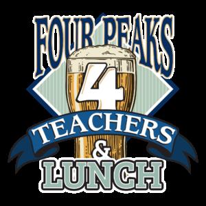 Four Peaks For Teachers Luncheon