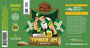 Beer Release: Timber Jim IPA
