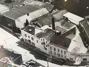 The Brewery of Silly, from 1930 to 1975