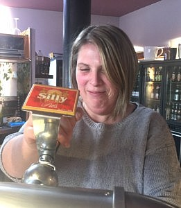 Brewery café in Silly: special beers and home cooking