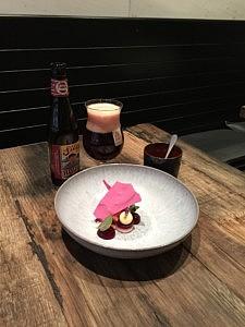 Un Chef de Louvain réalise 3 plats gastronomiques avec des bières de Silly