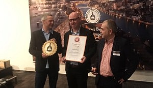 Troubadour Blond wins gold medal at the Brussels Beer Challenge 2017