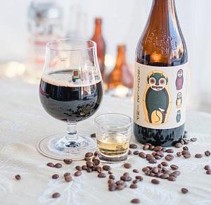 Three Holiday Beer Cocktail Recipes from Beau's