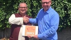 Brewery adapts label Jack's Precious IPA