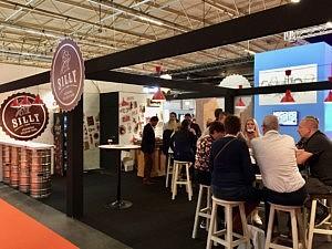 Horeca Expo 2017: une très belle édition pour la Brasserie de Silly