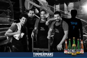 Vacancy brewer Timmermans PLC