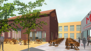 CONSTRUCTION OF NEW BREWERY IN SAINT-GILLES-WAAS!