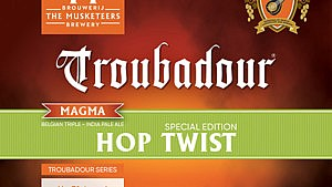 Brewery The Musketeers launches Magma's Special Edition 2017: Hop Twist