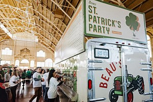 Tickets for Beau's St. Patrick's Party are now on sale