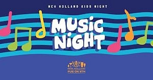 Kids Night @ Pub on 8th