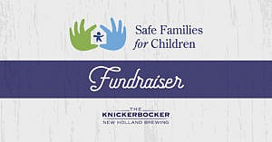Fundraiser Supporting Safe Families for Children