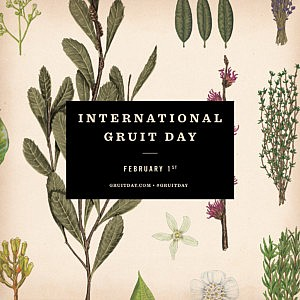 Nearly 60 craft breweries to participate in International Gruit Day Feb. 1
