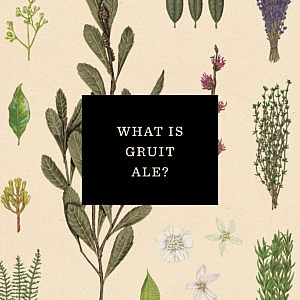 What is gruit ale?
