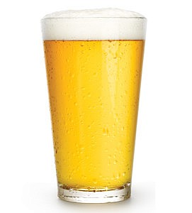 Drinking pint of beer a day linked to reduced risk of heart attack