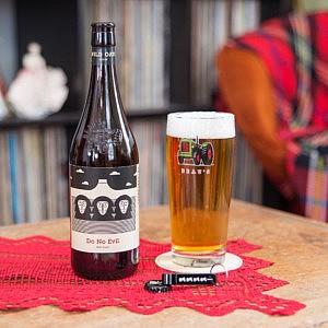FeBREWary Week 4: Do No Evil sake lager on tap