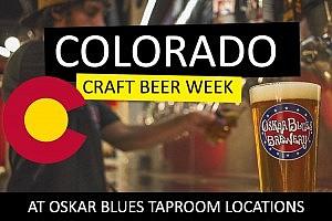 Colorado Craft Beer Week Specials