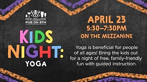 Kids Night @Pub on 8th