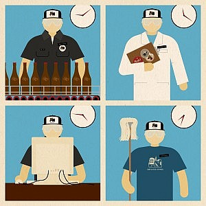 Brewer's Yeast: The employee that works 24 hours a day