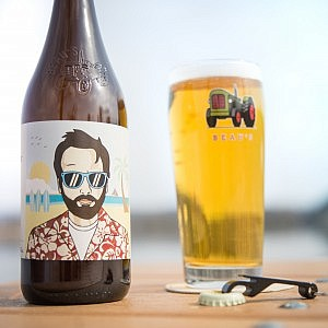 It's back! Tom Green Summer is the golden blonde ale that drinks like a stout