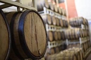 We're expanding our barrel-aging program
