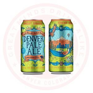Denver Pale Ale Artist Series No.3
