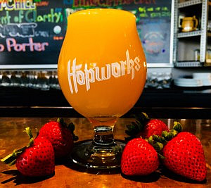 Beer Release: Strawberry Milkshake IPA