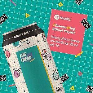 The Beau's x Spotify #SummerofLug Playlist