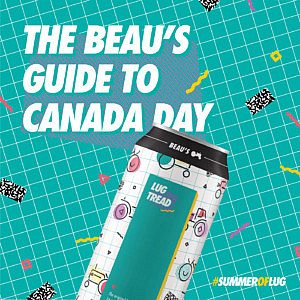 The Beau's Guide to Canada Day