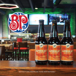 Aprikat Now Served at all Boston Pizza's Across Alberta!