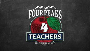 Four Peaks 4 Teachers 2018 kit pickup information
