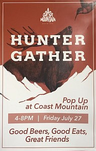Hunter Gather at Coast Mountain