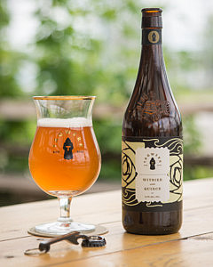 Beau's + Friends release: Tagwerk's Witbier with Quince