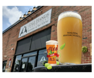 Brewer's Spotlight: Change Up 13 – Ales for ALS