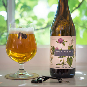 Floral to the extreme: Beau's new Four Flower Gruit