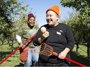 Portland Community Tap Partner for September: Portland Fruit Tree Project