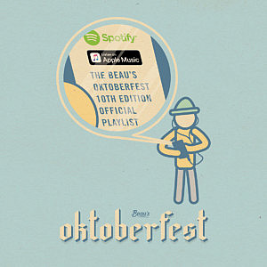 The 2018 Beau's Oktoberfest and Black Forest Playlists