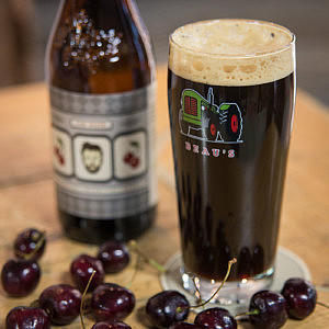 Cherry season! Beau's Tom Green Cherry Milk Stout returns for fall 2018