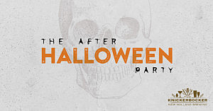 11/3 – The After Halloween Party @ The Knickerbocker