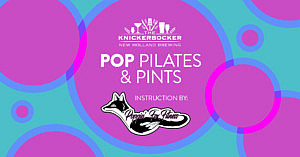 11/17 – Pilates & Pints @ The Knickerbocker