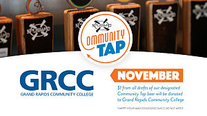 11/1-11/30 – New Holland Brewing The Knickerbocker Community Tap