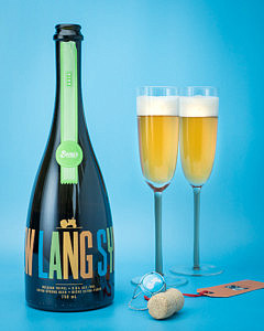 Beau's 2018 Winter Mix & champagne-style New Lang Syne here for the holidays