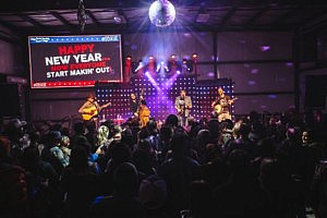 Jam In The New Year at the NYE Hootenanny in Brevard, NC