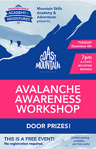 Avalanche Awareness Workshop