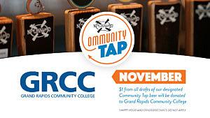 12/1-12/31 – December Community Tap at The Knickerbocker