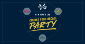 12/31 – New Year's Eve Decades Party @ The Pub on 8th
