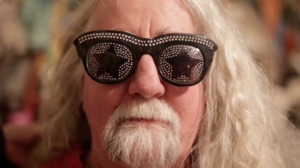 American visionary Brian Dowdall loves cardboard