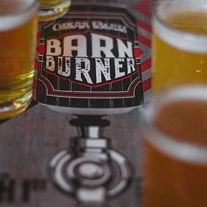 OUR NEWEST LIMITED RELEASE BARN BURNER BEERS